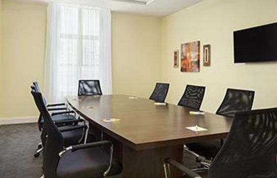 Conference room Days Inn & Suites Belmont