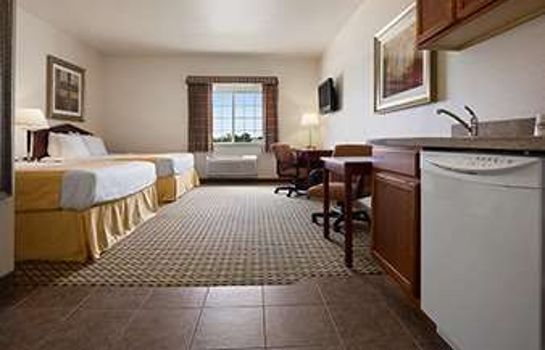 Zimmer Days Inn and Suites Columbus East