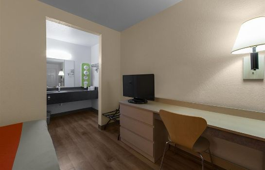 chambre standard New York Motel 6 Albany