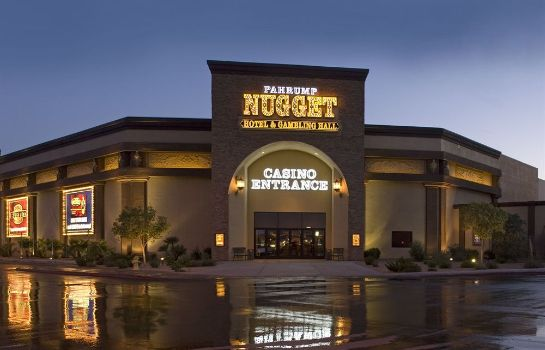 Außenansicht Pahrump Nugget Hotel and Casino