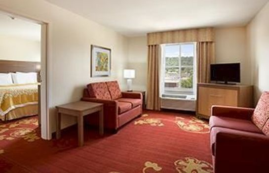 Informacja Days Inn and Suites Caldwell