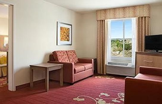Single room (standard) Days Inn and Suites Caldwell