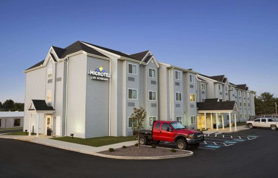Exterior view Microtel Inn & Suites by Wyndham Carrollton