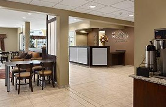 Hotelhalle Microtel Inn & Suites by Wyndham Carrollton
