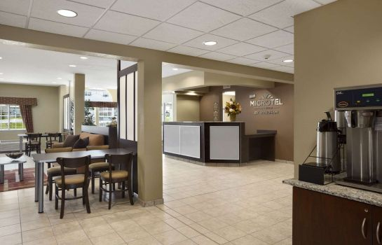 Hall Microtel Inn & Suites by Wyndham Carrollton