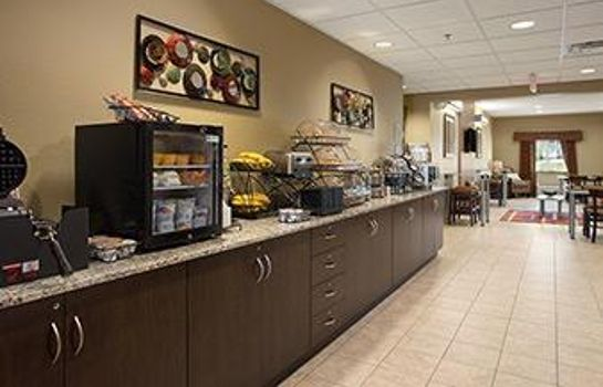 Restaurant Microtel Inn & Suites by Wyndham Carrollton