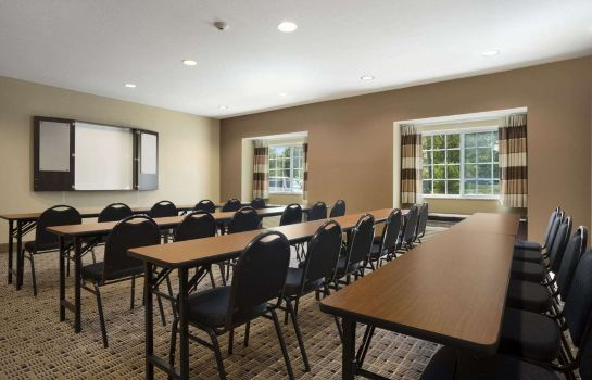 Conference room Microtel Inn & Suites by Wyndham Carrollton