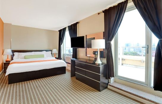 Chambre HOWARD JOHNSON ZHONGTAI PLAZA