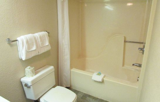 Bathroom Arbors at Island Landing Hotel & Suites