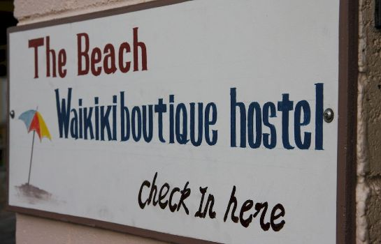 info The Beach Waikiki Boutique Hostel