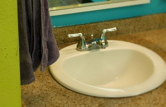 Bagno in camera ITH Zoo Hostel San Diego