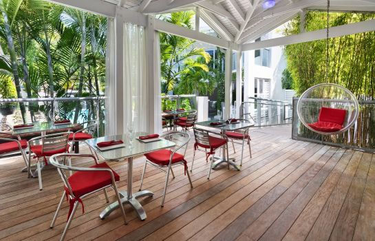 Ristorante The Saint Hotel Key West Autograph Collection