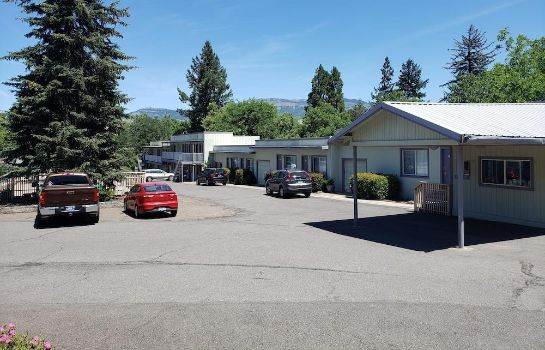 Informacja Ashland Motel - University