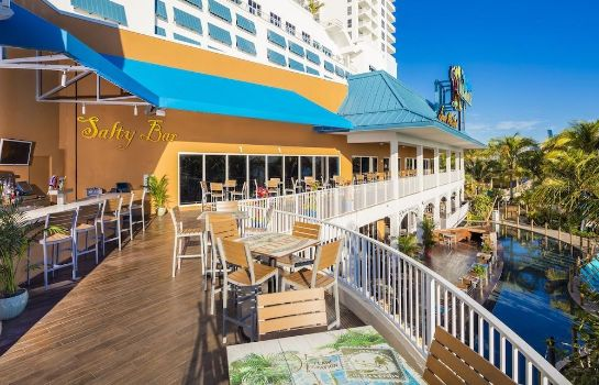 Hotel bar Margaritaville Hollywood Beach Resort Margaritaville Hollywood Beach Resort