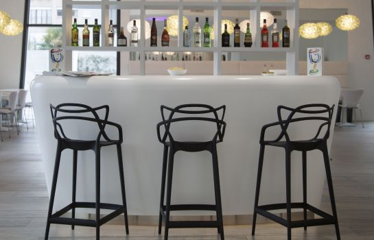 Bar del hotel City Lugano Design & Hospitality