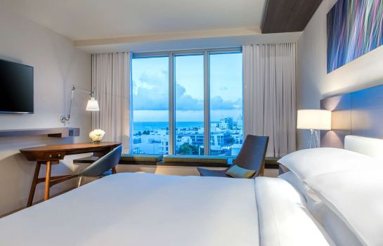 Suite Hyatt Centric South Beach Miami