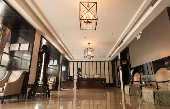 Hall Lanting Fashionable Hotel