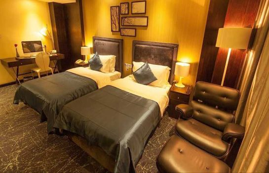 Double room (superior) Lanting Fashionable Hotel
