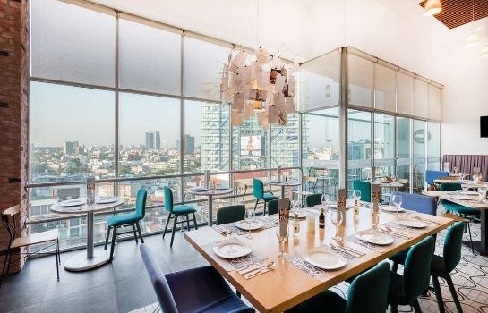 Restaurante TRYP BY WYNDHAM MEXICO CITY WORLD TRADE