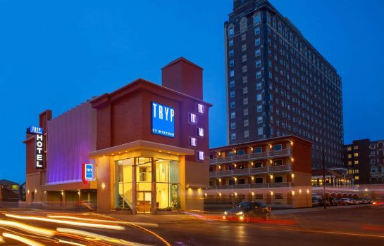Vista exterior TRYP by Wyndham Atlantic City