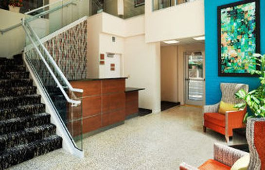 Lobby TRYP by Wyndham Atlantic City