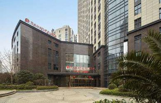 Exterior view RAMADA PLAZA SUITES CHANGZHOU