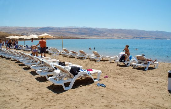 Strand Ramada Resort Dead Sea