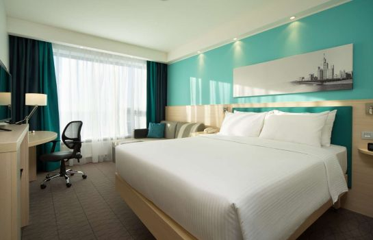Zimmer Hampton by Hilton Moscow Strogino