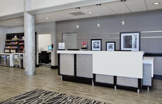 Hol hotelowy HAMPTON INN KANSAS CITY/DOWNTOWN FINANCIAL  DISTRICT MO