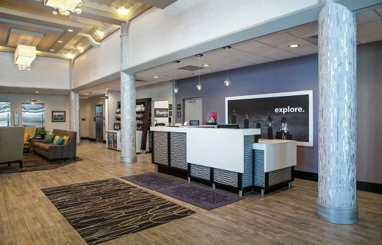 Hotelhalle HAMPTON INN KANSAS CITY/DOWNTOWN FINANCIAL  DISTRICT MO