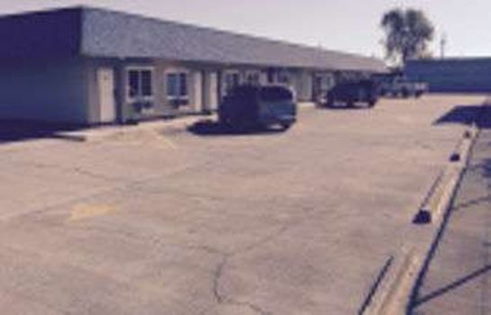 Vista exterior Knights Inn Hermiston