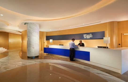 Hol hotelowy Holiday Inn Express NANTONG DOWNTOWN