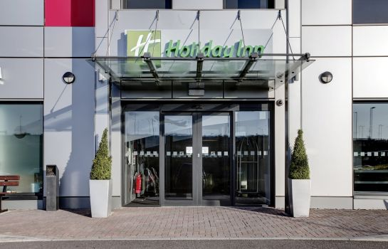 Buitenaanzicht Holiday Inn LONDON - LUTON AIRPORT