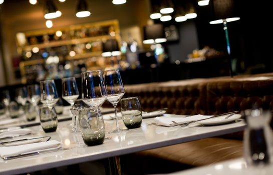 Restaurant Crowne Plaza ABERDEEN AIRPORT