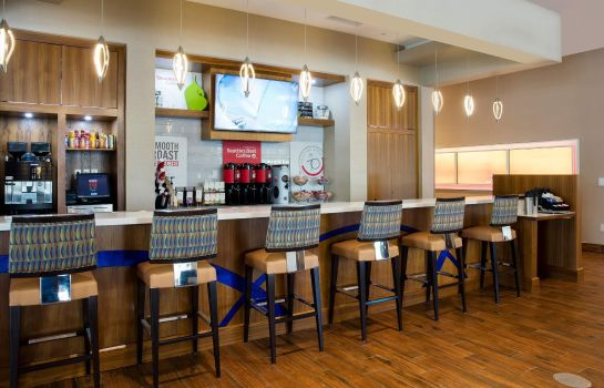 Hotel-Bar SpringHill Suites Orlando at Flamingo Crossings/Western Entrance