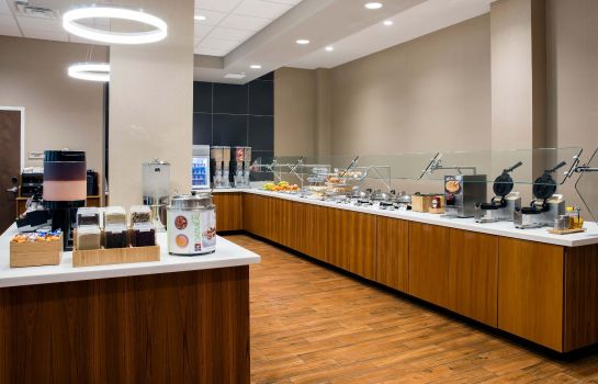 Restaurant SpringHill Suites Orlando at Flamingo Crossings/Western Entrance