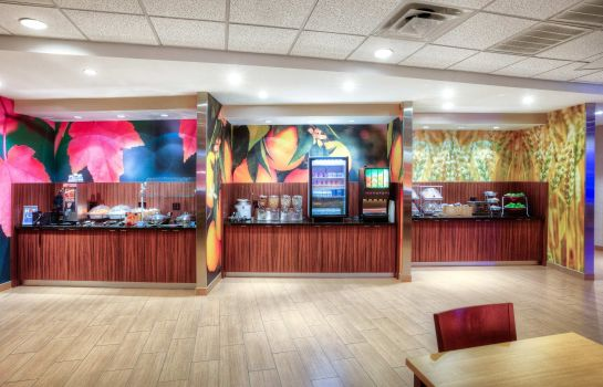 Restaurant Fairfield Inn & Suites Austin San Marcos
