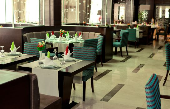 Restaurant QafqaZ Thermal & Spa Resort