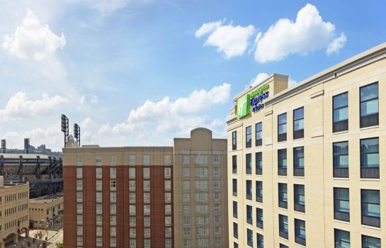 Vue extérieure Holiday Inn Express & Suites PITTSBURGH NORTH SHORE