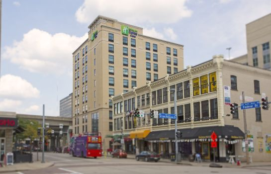 Widok zewnętrzny Holiday Inn Express & Suites PITTSBURGH NORTH SHORE