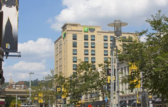 Buitenaanzicht Holiday Inn Express & Suites PITTSBURGH NORTH SHORE
