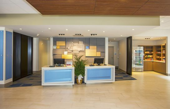 Hall de l'hôtel Holiday Inn Express & Suites PITTSBURGH NORTH SHORE