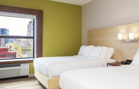 Zimmer Holiday Inn Express & Suites PITTSBURGH NORTH SHORE