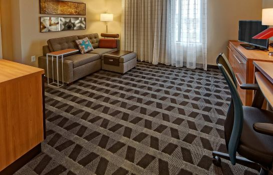 Chambre TownePlace Suites Hattiesburg