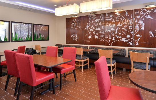 Restaurante TownePlace Suites Detroit Commerce