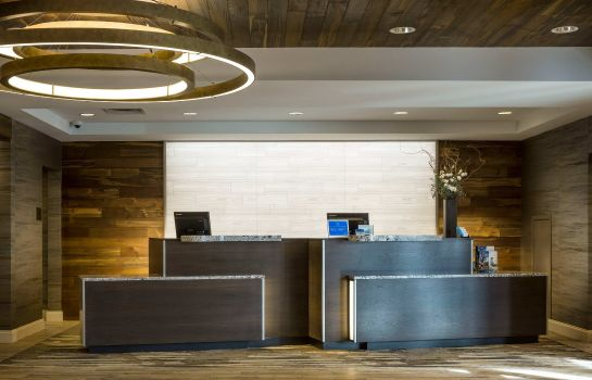 Hotelhalle Fairfield Inn & Suites Waterbury Stowe