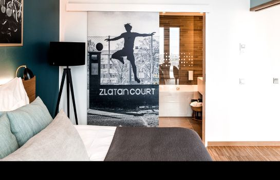 Suite Clarion Hotel Malmo Live