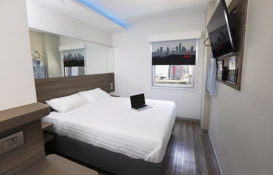 Double room (standard) Red Planet Bangkok Surawong