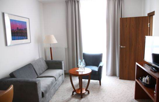 Junior Suite Śródka Hotel