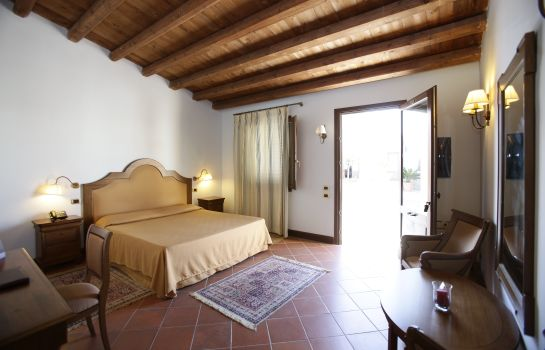 Chambre double (standard) Villa Lampedusa Hotel & Residence